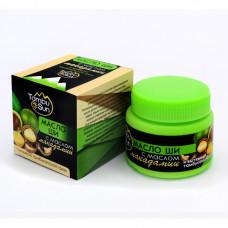 Масло ши с маслом макадамии «Tambusun» 50 мл.