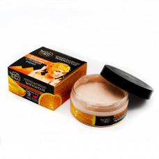 Тамбуканская маска для жирных волос с экстрактом апельсина и розовой глиной 150 мл.