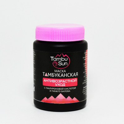 Тамбуканская маска «Антивозрастной уход»