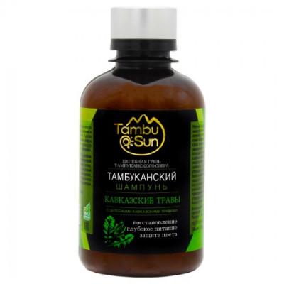 Тамбуканский шампунь для волос «Кавказские Травы»