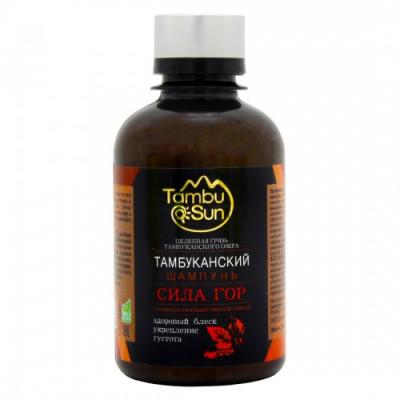 Тамбуканский шампунь «Сила гор»