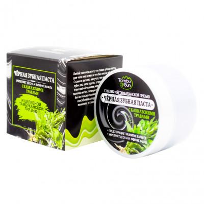 Тамбуканская зубная паста с Кавказскими травами
